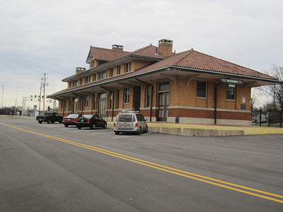 Jefferson County Southern Railway Terminal Station