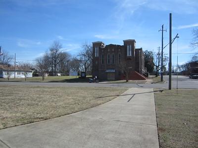 St Luke AME Zion Jefferson County