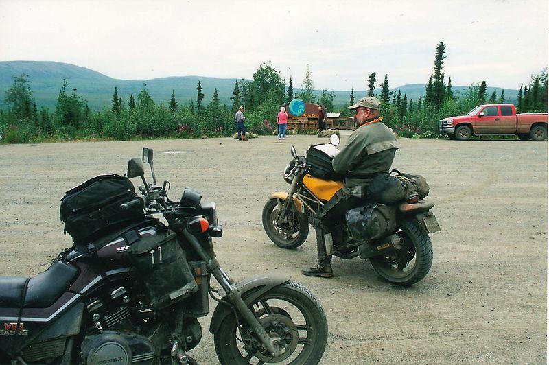 Sabre, Ducati, Arctic Circle