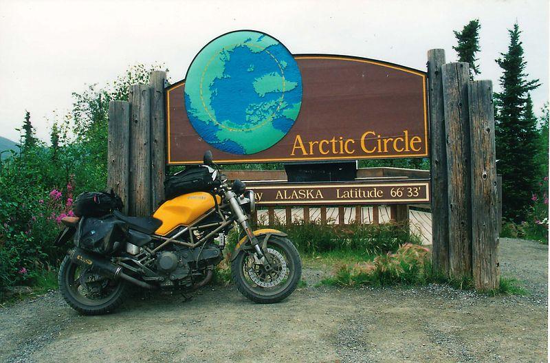 Monster, Arctic Circle