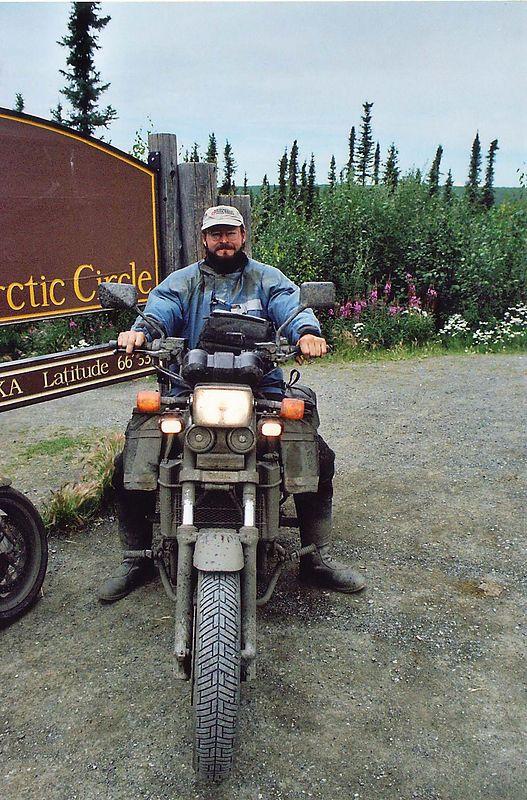 Me, Sabre, Arctic Circle