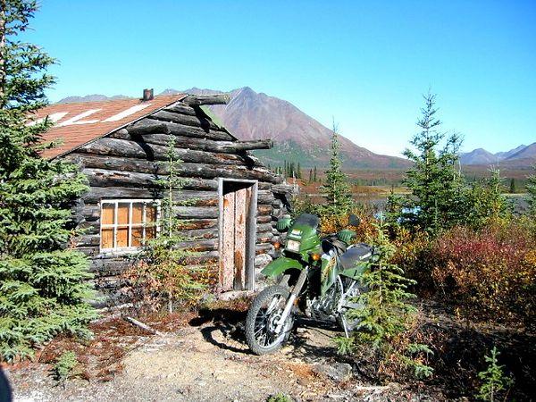 Denali Cabin pt 2