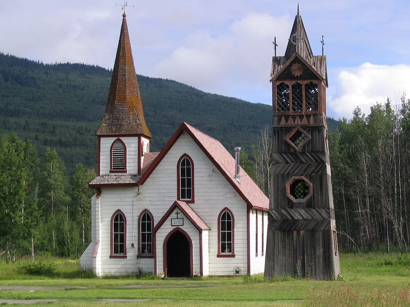 Chaple, Kitwantga, built late 1800s