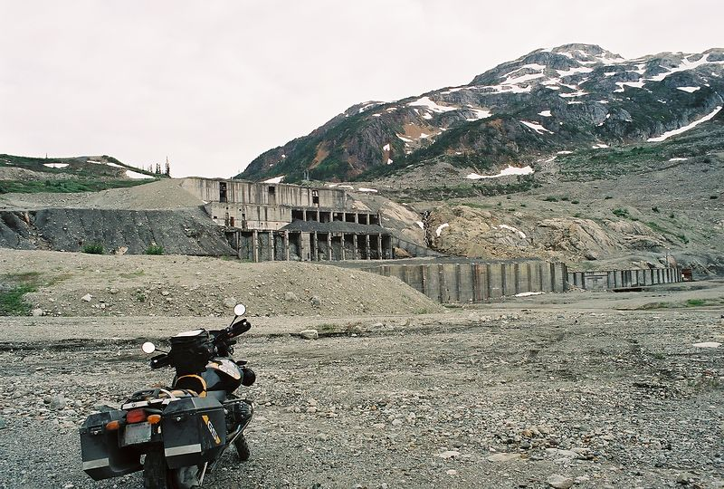 Ruins of the Granduc Mine