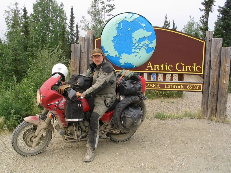 Arctic circle, friend