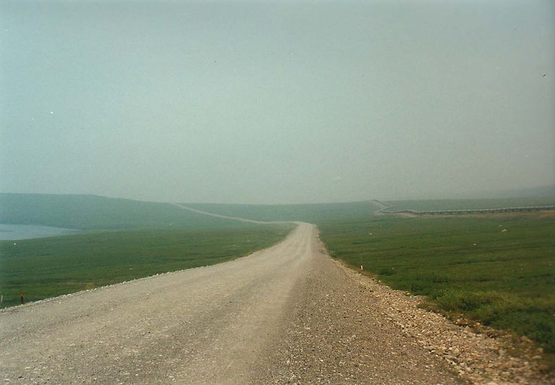 Wide open spaces, rougher than it looks 30-40 mph max