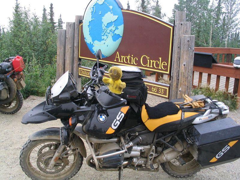 Arctic Circle, Day 9