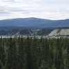 A view of Whitehorse