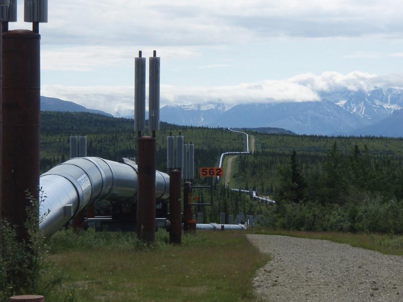 More pipeline