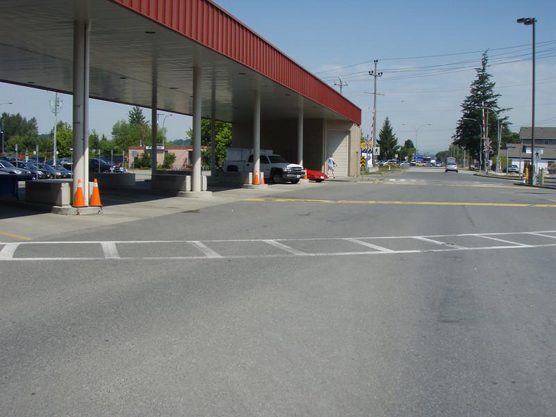 Canadian Border at Sumas
