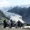 Jr, Me, and Brian at Bear Glacier