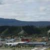 Whitehorse... look they have an airport