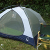 My Tent and Kermitt