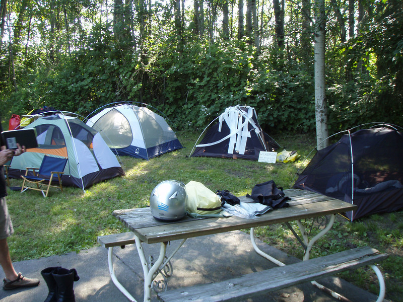 More Campsite