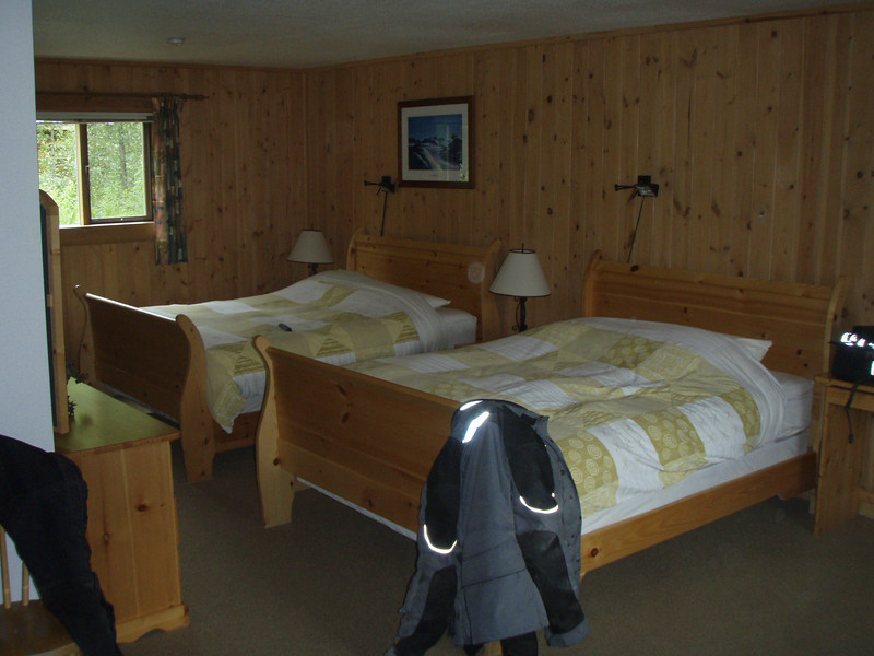 Rooms at the Bell II were pricy but nice