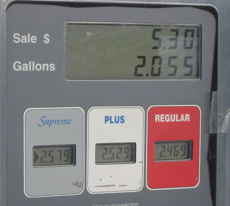 Taken in Healy in summer 04.  Doesn't seem so bad now that summer 05 is here and gas is $2.59 in Missouri.  Gas companies SUCK!!!!
