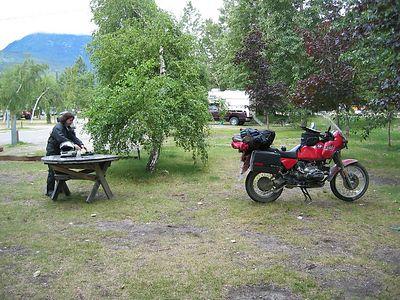 Alaska Trip 7-5-2004