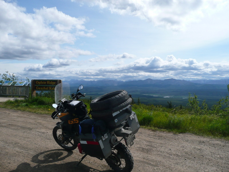 Viewpoint, Dempster Hwy