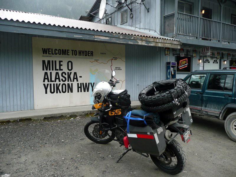 Hyder, Alaska, SeaAlaska Motel