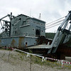 Dredge #4, Bonanza Creek, Dawson, Yukon