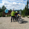 Arctic Circle, Dalton Highway, Alaska
