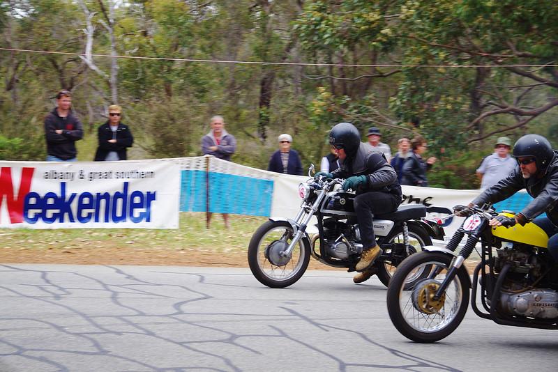 Bultaco Metralla & W1 Kawasaki