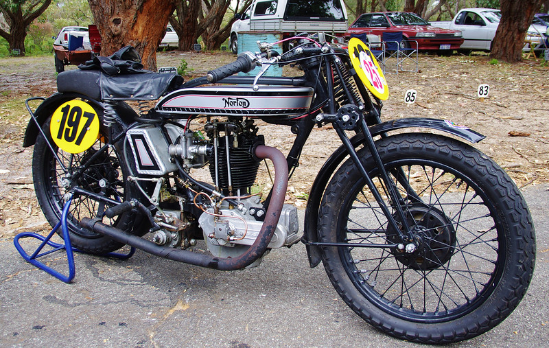 1926 Model 18 Norton