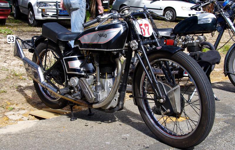 1930 Norton International.