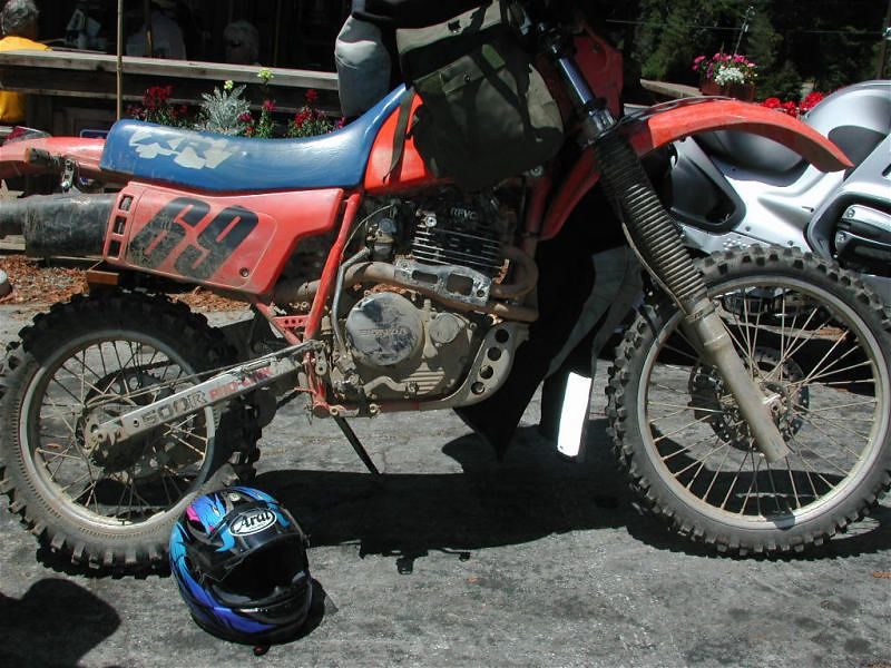 Biffy's ride