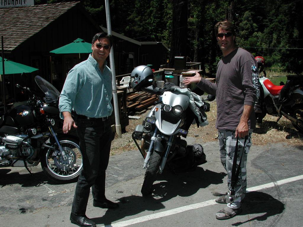 Badass bikers