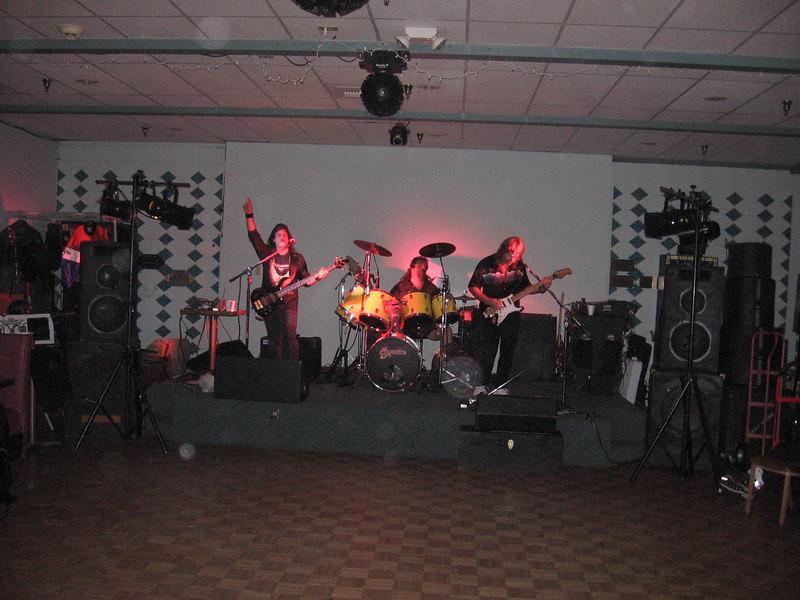 Sheyenne is the name of one great band!