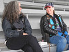 Linda Abercrombie and Greta Sines