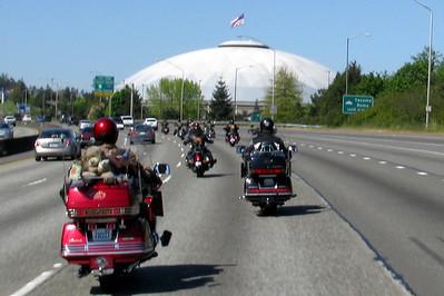 Ron Harrell Memorial