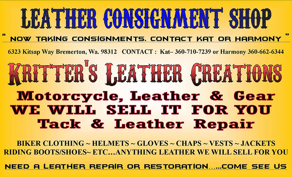 Kritter's Leather Consignment Store