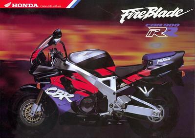 Honda 900 Fireblade