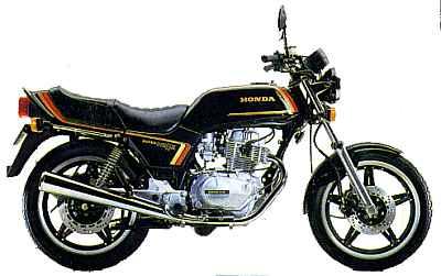 Honda CB400 Superdream