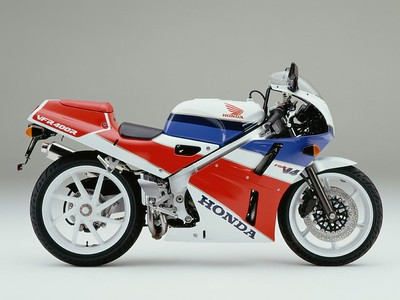 Honda VFR400 NC30 - RACE BIKE