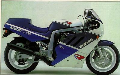 Suzuki GSXR750J