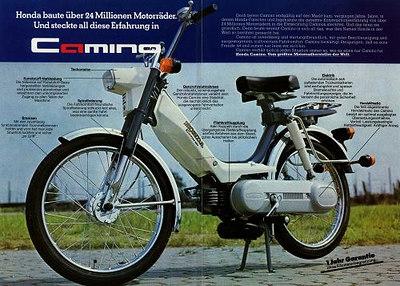 Honda 50cc Camino