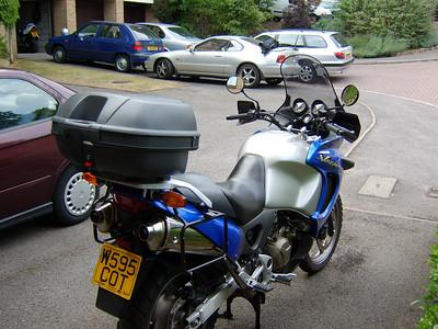 2000 Honda XL1000V Varadero