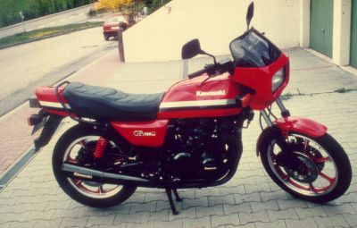 Kawasaki GPz750R