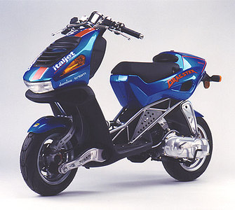 Italjet 50cc Dragster