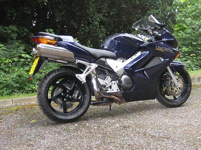 2003 Honda VFR800 VTEC