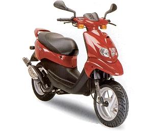 Peugeot 100cc Trekker