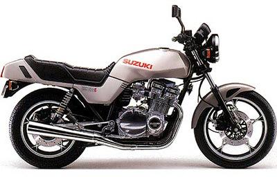 Suzuki GSX1100E
