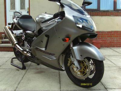2001 Kawasaki ZX12R