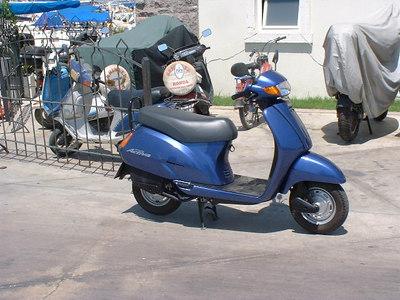 2003 Honda 100cc Activa