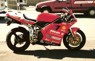 Ducati 916 SPS Fogarty Replica