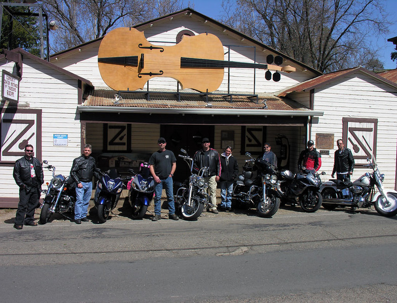 Fiddletown ride 3-08