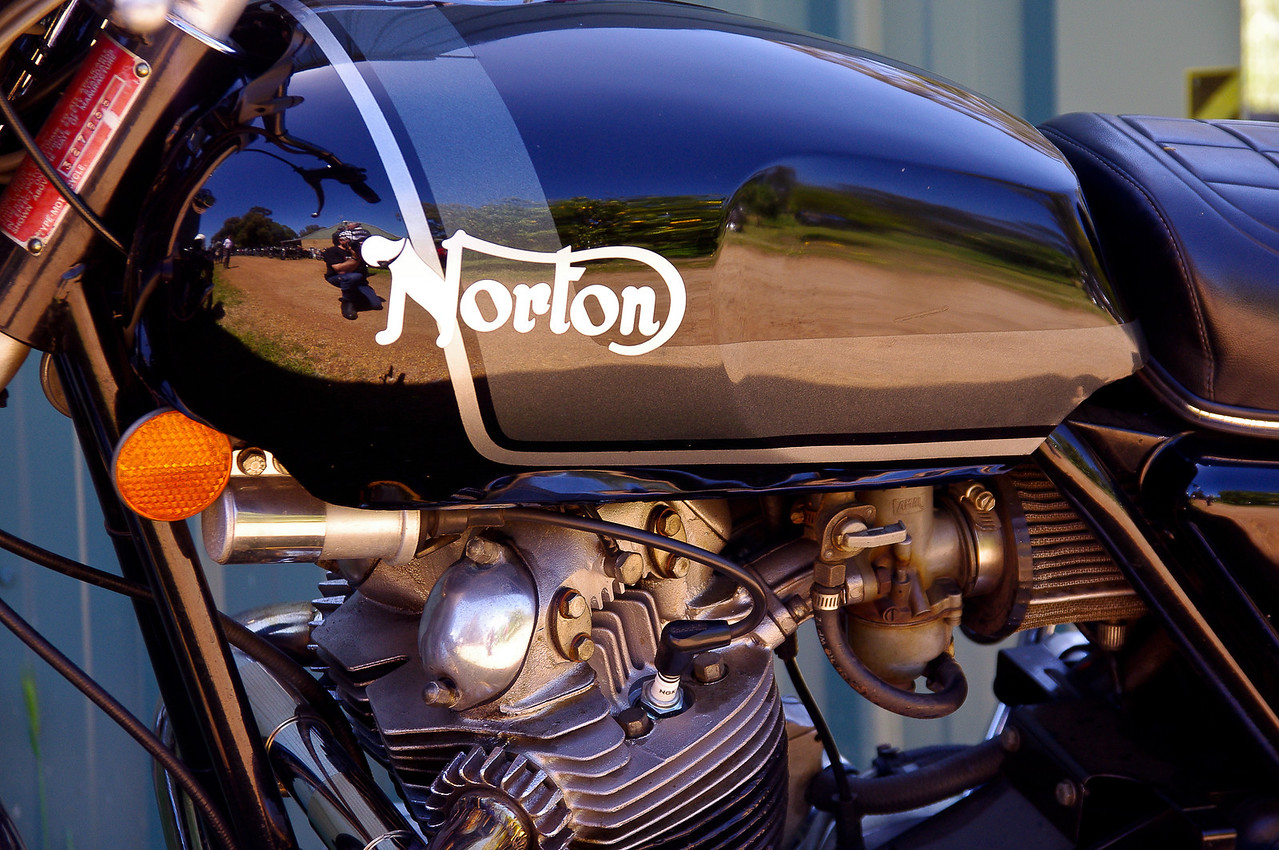 Commando, All-Norton Ride